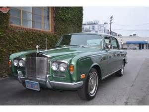 1972 Rolls Royce Classifieds For 1972 Rolls Royce Silver Shadow 8 Available