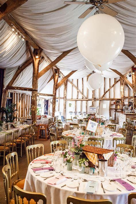 bright outdoor diy wedding ceremony barn wedding