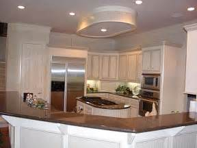 Kitchen Lights Ceiling Ideas Recessed Lighting Ceiling Design Ideas Modern Kitchens