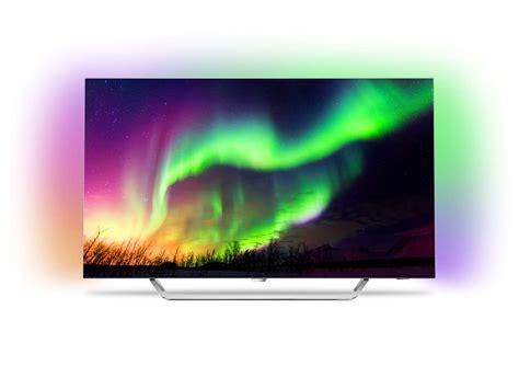 Ultraflacher Tv by Ultraflacher 4k Uhd Oled Android Tv 65oled873 12 Philips