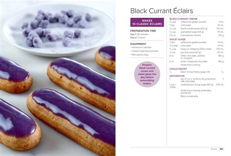 libro eclairs easy elegant eclairs easy elegant and modern recipes complete overview for december 2017 reviewfinch