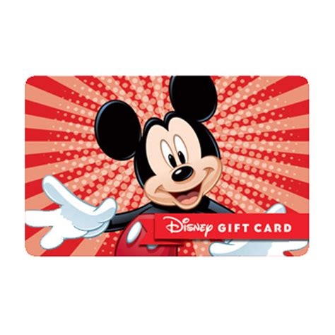 Bam Gift Card - your wdw store disney collectible gift card fab 5 bam mickey