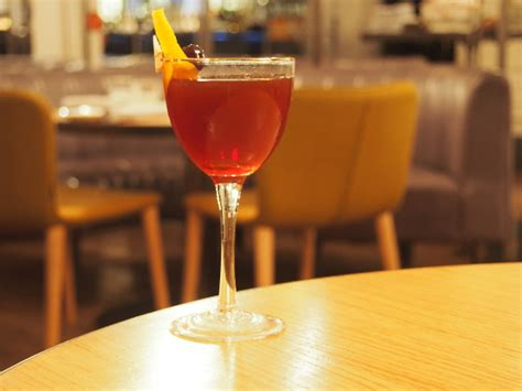 Helm Ink Lemon 10 cocktails to drink in toronto this winter