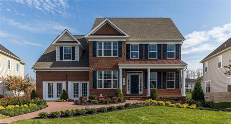maryland house st charles st charles gleneagles new home community