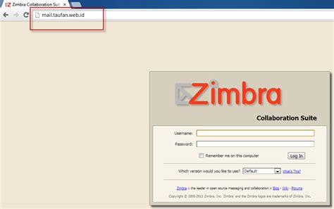 tutorial install zimbra di ubuntu tutorial instalasi zimbra mail server 6 0 15 pada ubuntu