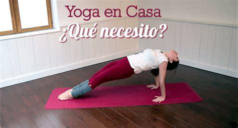 imagenes de yoga para una sola persona yoga para principiantes yoga en casa 191 qu 233 necesito