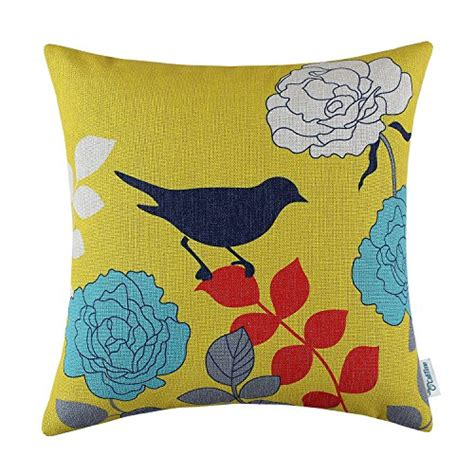 Where To Buy Pillow Covers by Where To Buy The Best Throw Pillow Covers Blue And Yellow