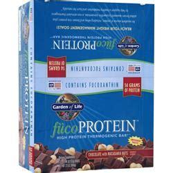 Garden Of Protein Bars Garden Of Fuco Protein Bar On Sale At Allstarhealth