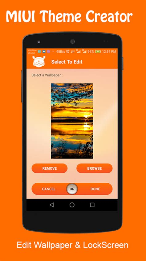Miui 7 Theme Creator | miui theme creator 187 apk thing android apps free download