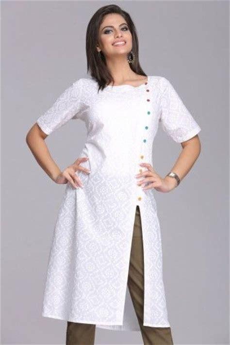 kurti pattern in white latest top 10 designer kopanna kurtis designer saree