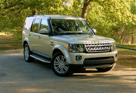 silver land rover lr4 car pro test drive 2016 land rover lr4 hse lux review