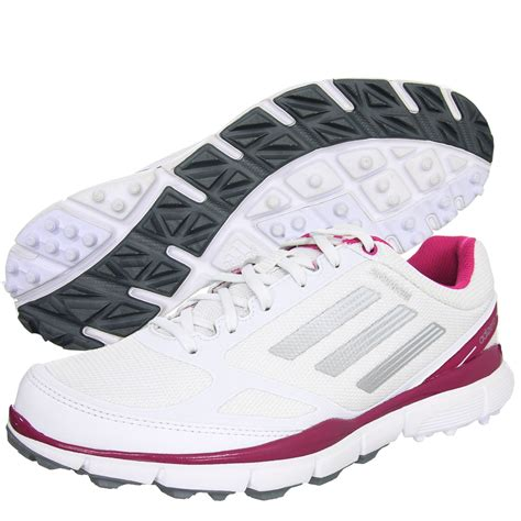 Adidas Clubee Magenta adidas adizero sport ii s golf shoes 6 medium