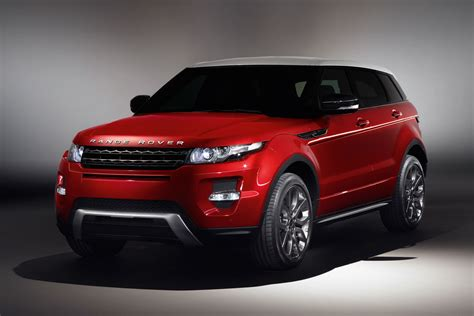 2012 land rover range rover evoque 5 door official photos