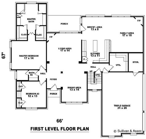 large floor plan big house floor plans gurus floor