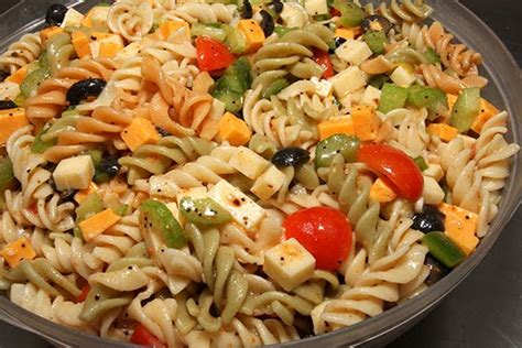 pasta salad recipe a thousand mad things before breakfast cold salads