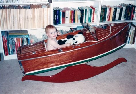 rocking boat wooden rocking boat plans american boat plans