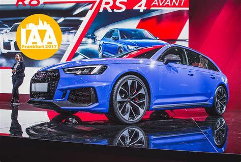 Audi Rs4 Leistung by Audi Rs4 Avant 2018 Technische Daten Bilder