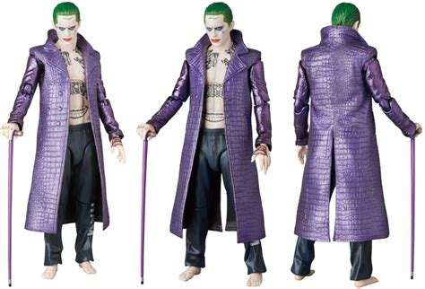 Mafex Joker Squad Purple Version Ori Misb the joker squad mafex figure now available actionfiguresdaily