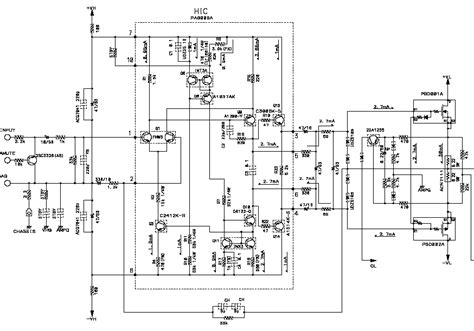 monolithic microwave integrated circuit power lifiers schematic design exle bom exles elsavadorla