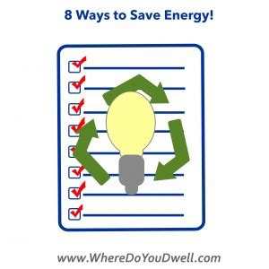do resistors save energy 8 ways to immediately save energy in your home