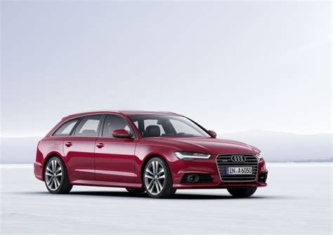 Facelift Audi A6 Avant by Audi A6 Avant 4g C7 Facelift 2016 3 0 Tdi Competition