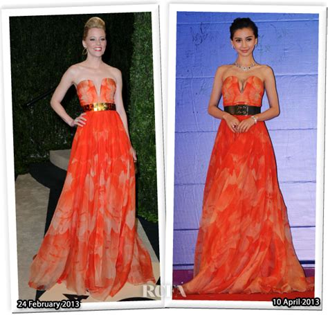 Who Wore Mcqueen Better by Who Wore Mcqueen Better Elizabeth Banks Or