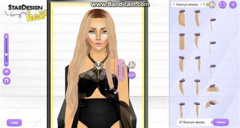tutorial hair design stardoll stardoll stardesign hair tutorial straight up doovi