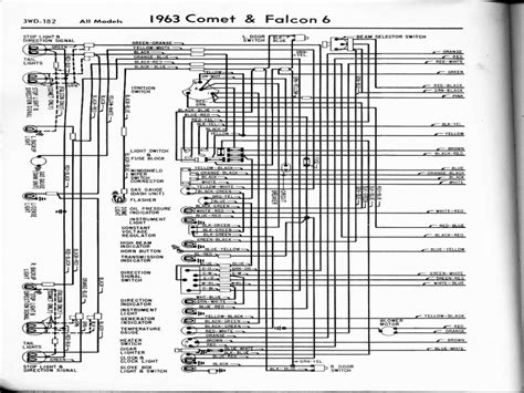 63 ford falcon wiring diagram wiring diagrams new wiring