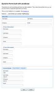 Php Forum Templates Free by Need On Demand Form Form Templates