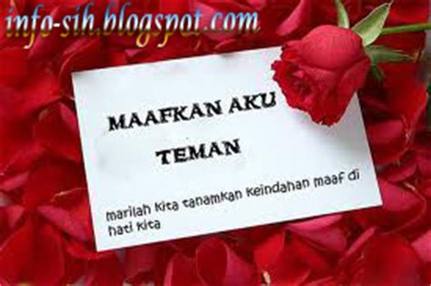kata kata mutiara maaf untuk pacar teman orang tua sahabat tren info terkini