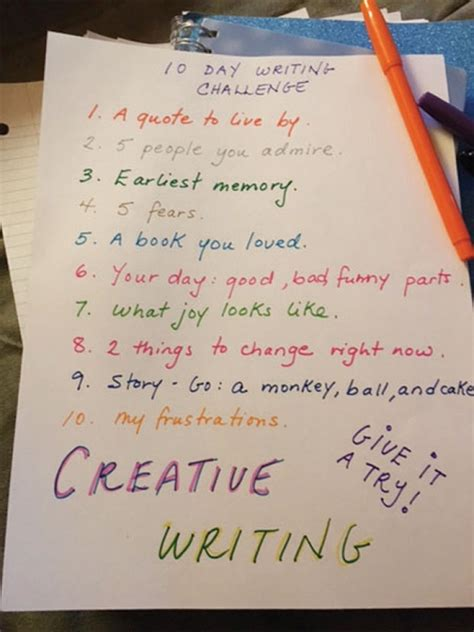 creative ways to write letters on paper the write way to reflect on everyday
