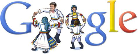 doodle 4 romania national day