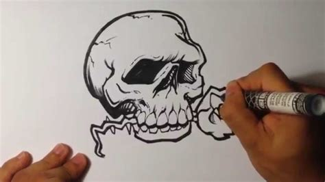 awesome tattoo designs drawings awesome design skull with skull drawings