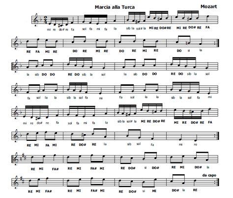 la marcia di topolino testo musica e spartiti gratis per flauto dolce marcia alla
