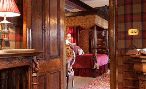 The Witchery Dining Room by Luxury Hotel In Edinburgh Breaks The