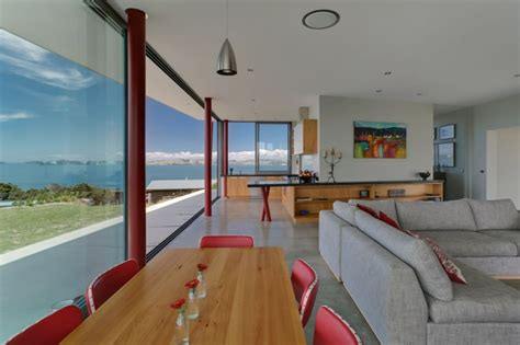 new zealand home decor the bourke house design by pacific environments