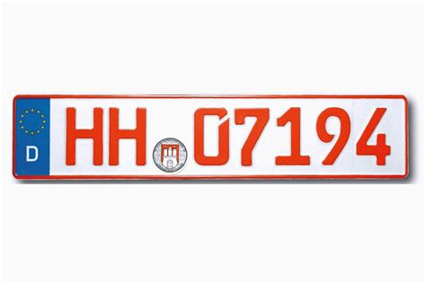 Versicherung Motorrad H Kennzeichen by Autokennzeichen So Sparen Sie Geld Bilder Autobild De