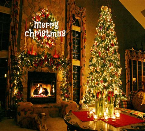 lighting christmas  merry christmas wishes ecards