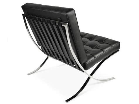barcelona chair and ottoman barcelona chair and ottoman black
