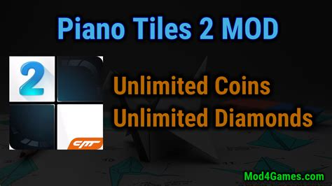 download mod game unlimited download piano tiles 2 mod unlimited coins diamonds