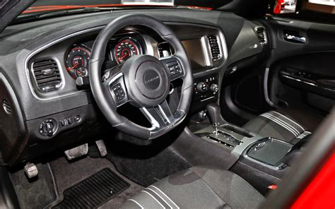 2013 dodge charger srt8 bee front interior photo 26
