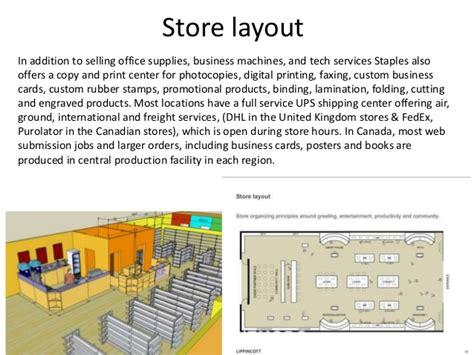 warehouse layout slideshare store layout weekin