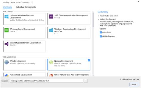 installing visual studio 2015 msdnmicrosoftcom on the road to release redesigning visual studio