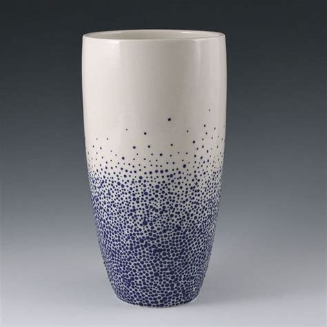 Pebble Vase by Pebble Vase In Sapphire Blue Beautiful Be Cool And