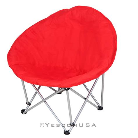 Extra Seating | extra large padded moon chairs comfortable and durable