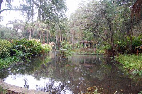 Gardens State Park by Washington Oaks Gardens State Park Palm Coast Florida