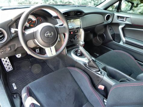 frs interior 2016 scion fr s is still a dynamo of fun times carnewscafe