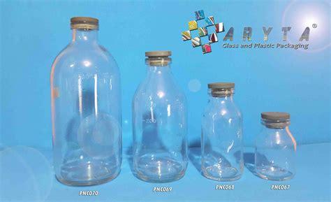 Botol Plastik 50ml Botol Kecil jual botol kaca bening 50ml 100ml 250ml 500ml injeksi tutup karet harga murah jakarta p182022