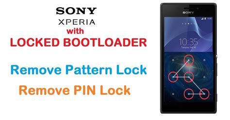 pattern lock model download sony xperia pattern lock remove reset ftf file