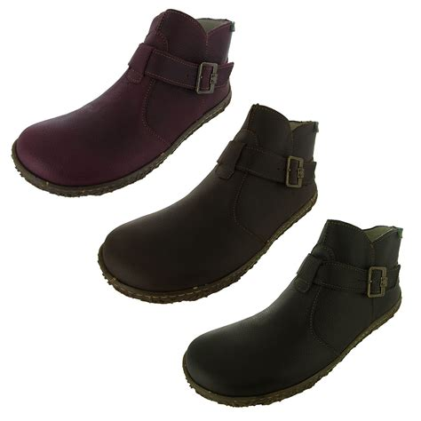 el naturalista womens n734 nido ankle boot shoes ebay